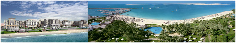 THE WESTIN MINA SEYAHI BEACH RESORT MARINA