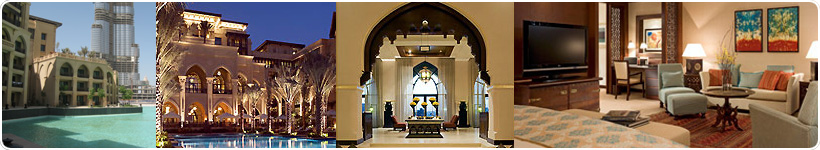 The Palace The Old Town Hotel Dubai