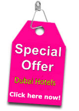 Special Offer on Dubai Hotels