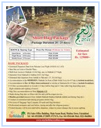 Short Hajj Package