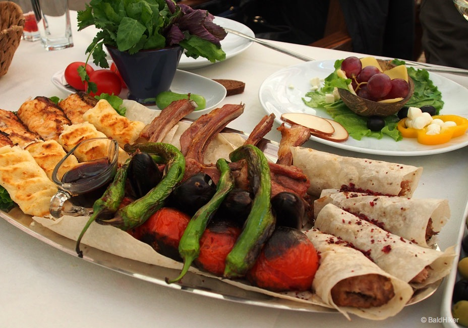 Food drinks of azerbaijan for Azerbaijan cuisine